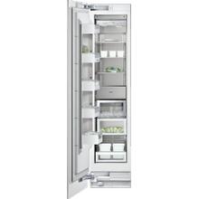 "See Details - Vario freezer 400 series RF 411 700 fully integrated Niche width 18"" (45.7 cm), Niche height 84"" (213.4 cm)"