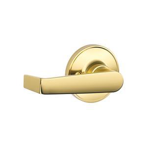 Schlage - Bright Brass Decorative Trim
