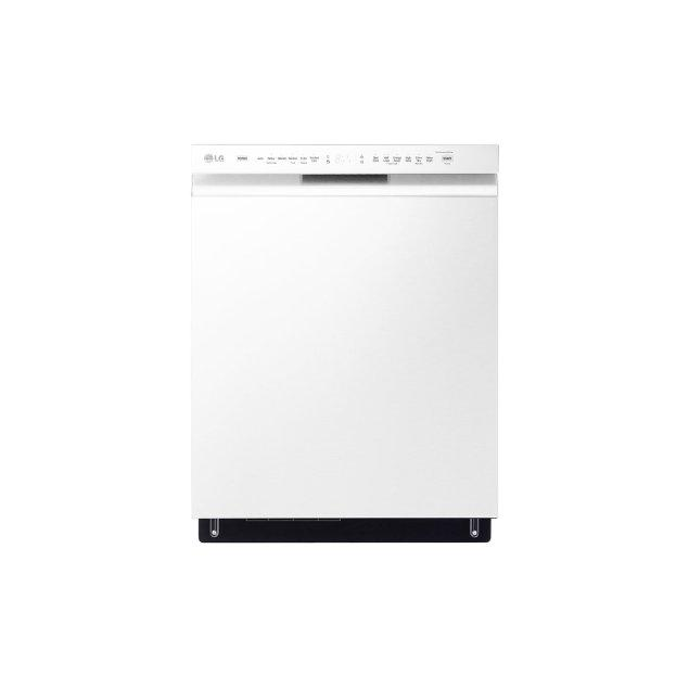 LG Appliances Front Control Dishwasher with QuadWash™ and 3rd Rack