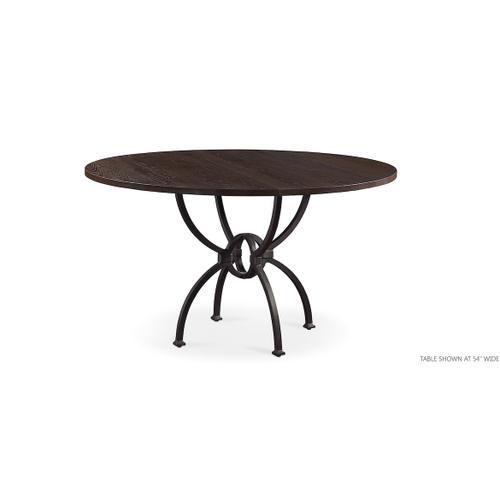 Gallery - Atlas Oak Round Table