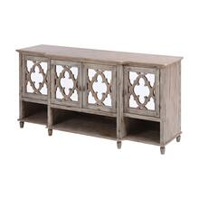 See Details - Wimberley 4-drawer Cabinet In Washed Pine Stain