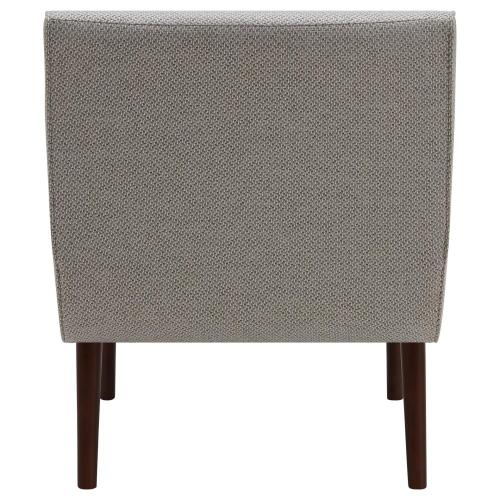 Alexis Fabric Accent Chair, Cardiff Gray