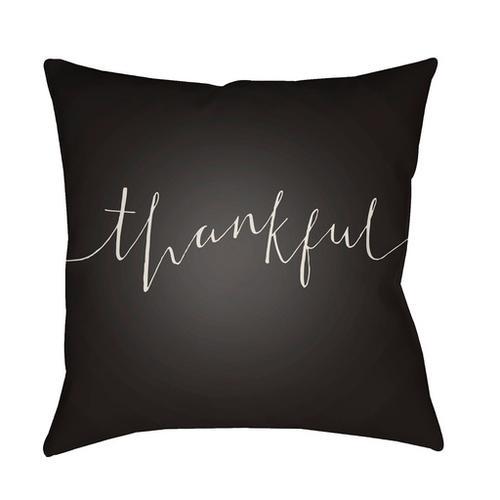 "Thankful THANK-003 20"" x 20"""