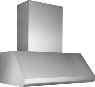 """60"""" SS Pro-Style Range Hood with Extra Large Capture Designed for Outdoor Cooking in Covered Lanais, 1300 to 1650 Max CFM"""