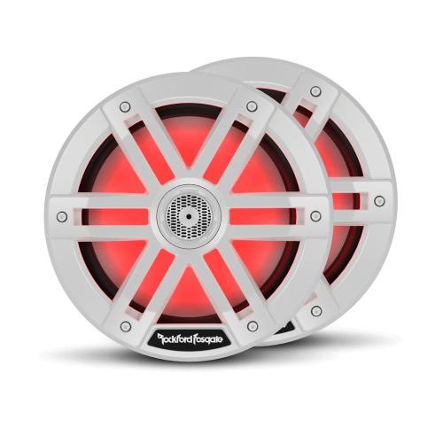 "Rockford Fosgate - M1 8"" Color Optix™ Marine 2-Way Speakers"