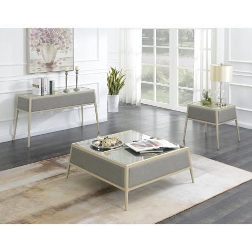 Emerald Home Marcella Coffee Table Dove Gray T3325-00