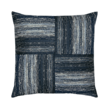 Textured Indigo Quadrant