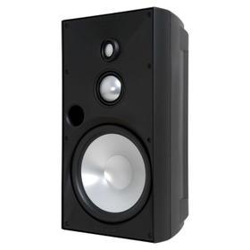 OE8 Three Black, Indoor/Outdoor Speaker