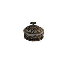 See Details - Bamboo Vanity Top Sm. Jar