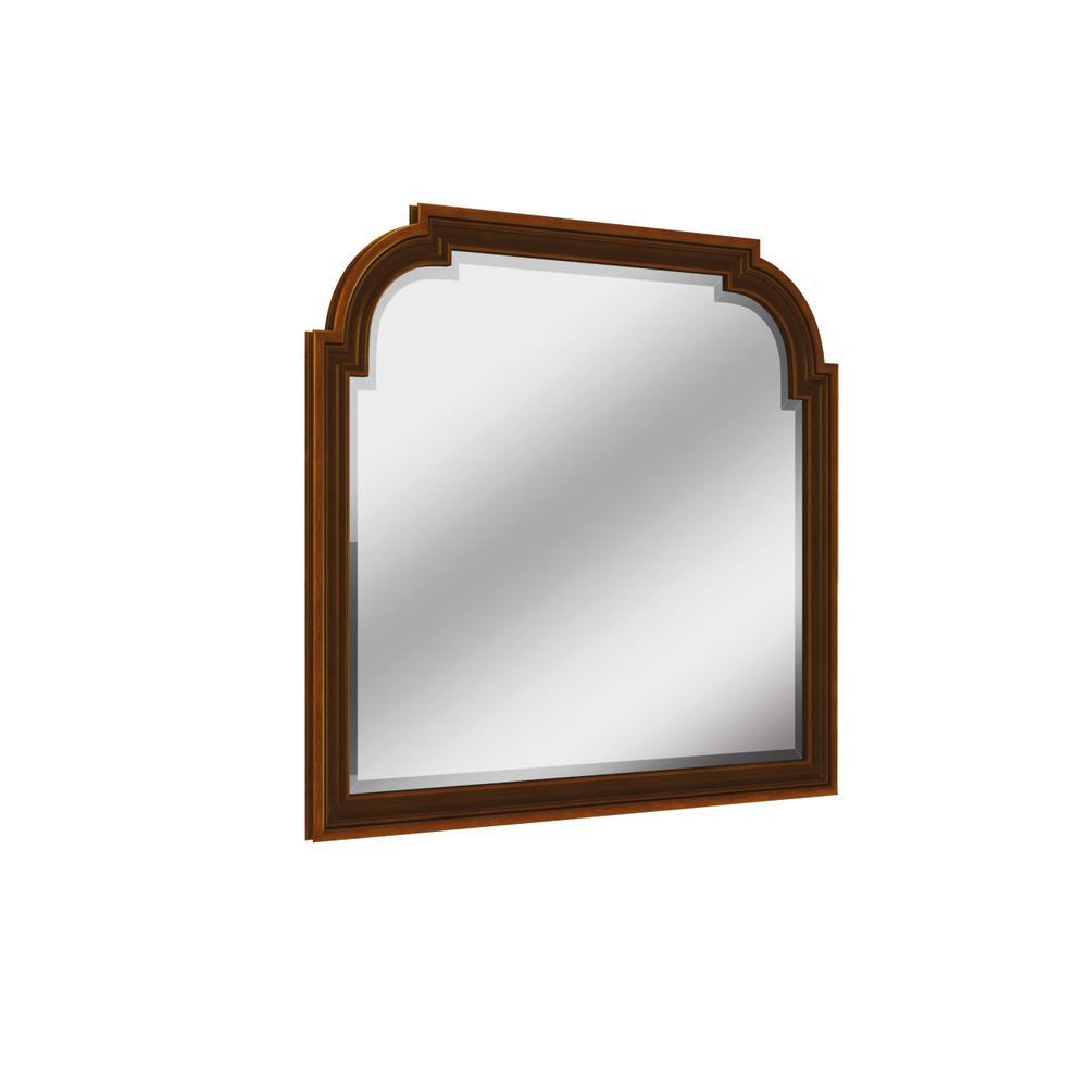 See Details - Newel Landscape Mirror