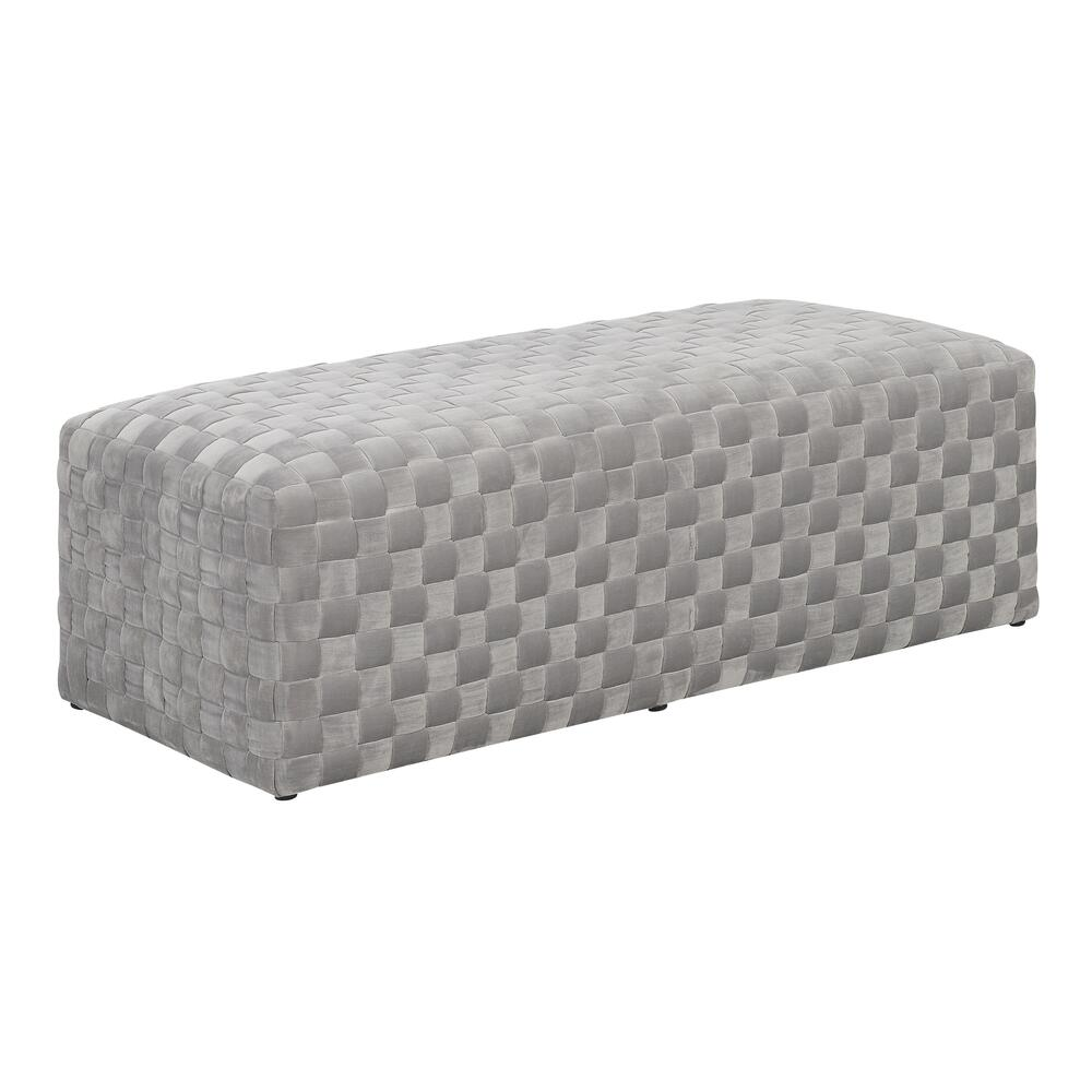 Jamison Upholstered Bench, Granite U1108-36-03