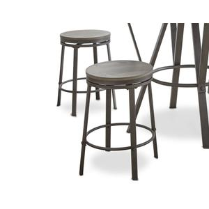Steve Silver Co.Portland Counter Stool, Round