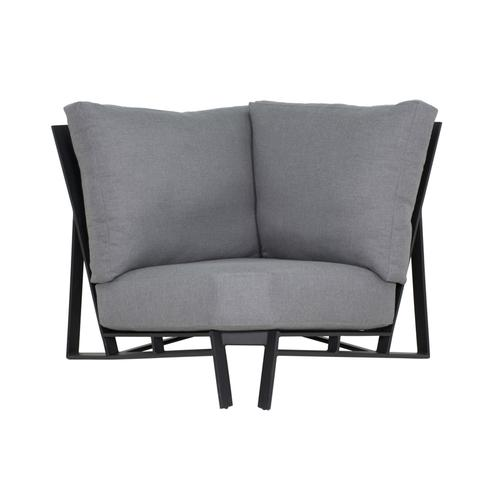 Castelle - Prism Cushioned Corner Lounge Chair