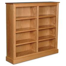 "Classic Short Category I Bookcase, Classic Short Category I Bookcase, 1-Adjustable Shelf, 56""w"