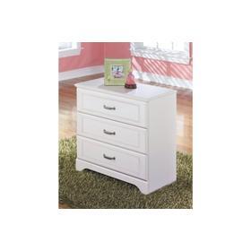 Lulu Loft Drawer Storage White