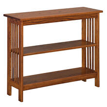 See Details - Mission Bookshelf Console
