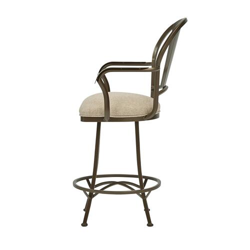 Cleveland with Arms Bar Stool