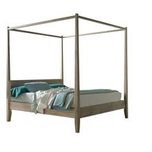 Lyra Canopy Queen Bed