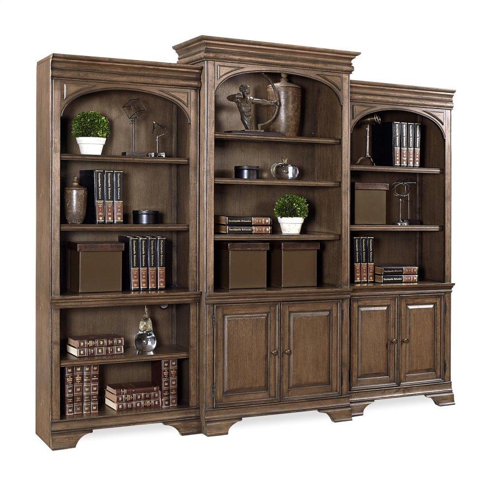 Aspen FurnitureOpen Bookcase
