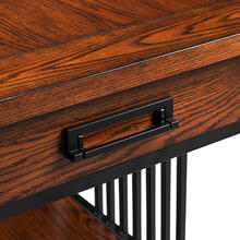View Product - Drawer End Table - Ironcraft Collection #11207