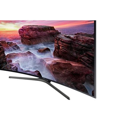 "Samsung - 55"" Class MU6500 Curved 4K UHD TV"