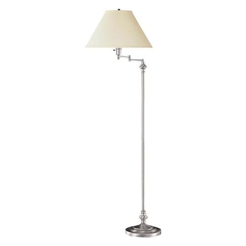 Cal Lighting & Accessories - 150W 3 Way Swing Arm Floor Lamp