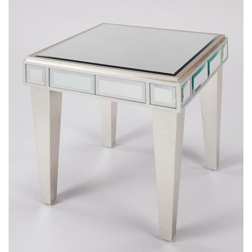 """Artmax - End Table 24x24x25"""""""