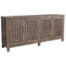 See Details - Prado 4Dr Sideboard