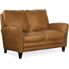 Bradington Young Zion Stationary Loveseat 8-Way Hand Tie 600-75