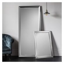 GA Luna Rectangle Silver Mirror