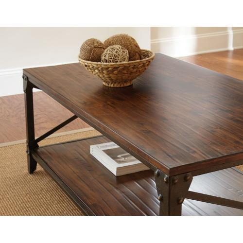 Gallery - Winston 3-Piece Set(Cocktail & 2 End Tables)