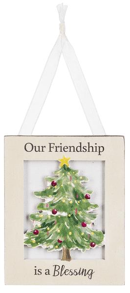 Ornament - Our Friendship