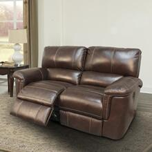 Alfred Cigar Power Loveseat