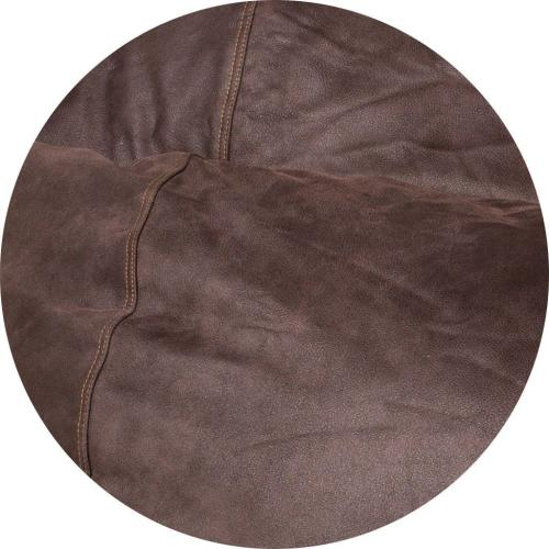 King Cover - Faux Leather - Cognac