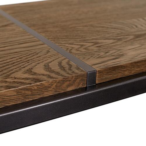 Bassett Furniture - Midtown Oak Console Table