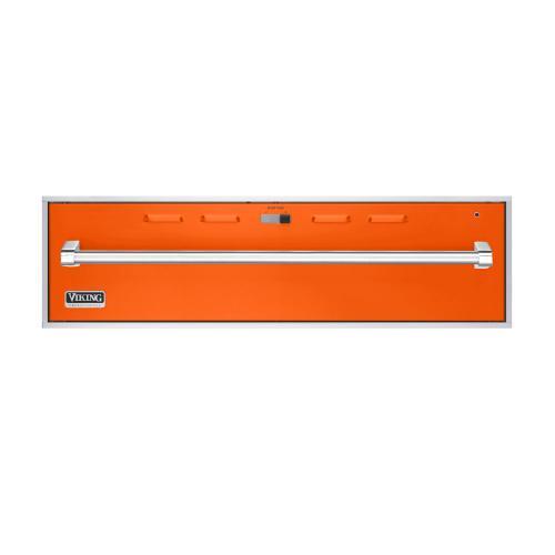 "Pumpkin 36"" Professional Warming Drawer - VEWD (36"" wide)"