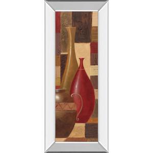 """""""Pots"""" Mirror Framed Print Wall Art"""