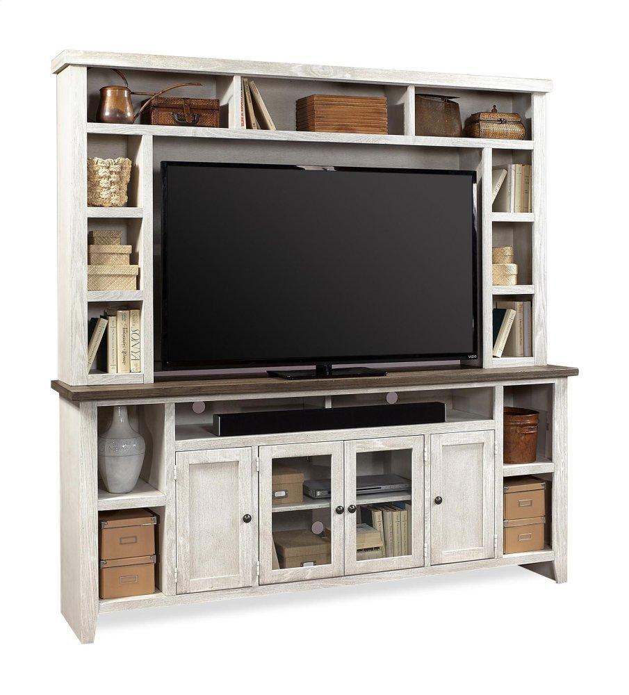 "Aspen Furniture84"" Console W/ 4 Doors"