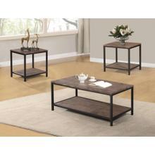 Kata 3pc Coffee Table Set