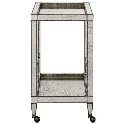 Monarch Bar Cart