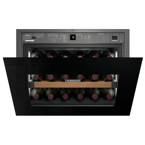 Gallery - Built-in wine storage cabinet