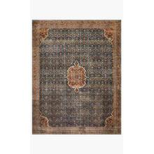 View Product - LAY-09 Cobalt Blue / Spice Rug
