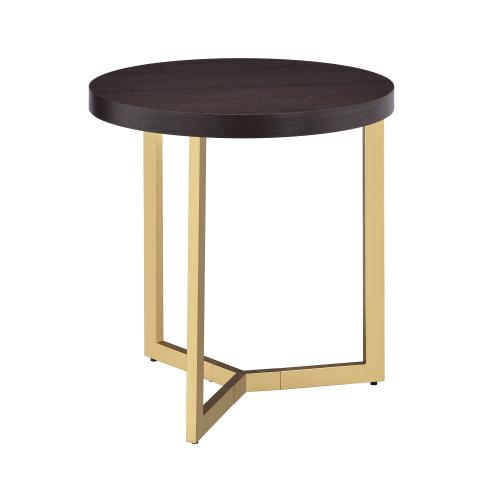 Harper Round End Table