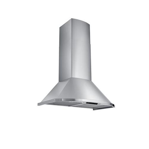 BEST® 36-Inch Convertible Wall-Mount Chimney Range Hood, 685 Max CFM, Stainless Steel