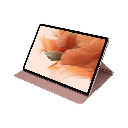 Samsung - Galaxy Tab S7 FE Book Cover, Mystic Pink