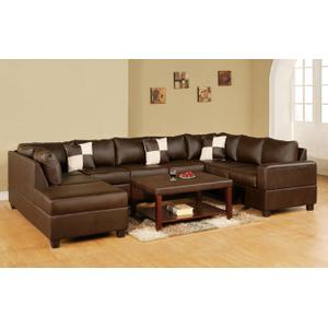 Gallery - 3-Pcs Sectional Sofa
