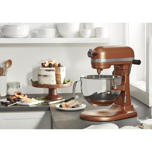 Pro 600™ Series 6 Quart Bowl-Lift Stand Mixer - Copper Pearl