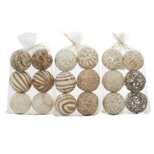 """View Product - NATURAL BALL 3 ASST 14""""H, 10""""W"""