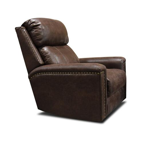 E1C52HN Rocker Recliner with Nails