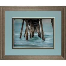 """""""Surf"""" By Bill Carson Photography Framed Print Wall Art"""